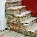 City Steps by Debbi Granruth