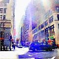 City Street by Denise Haddock