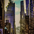 City Street by Jen Pezzo