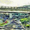 City Traffic by Ashish Agarwal