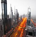City Veins Dubai by Andre Distel