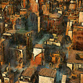 Cityscape by Dale Jackson