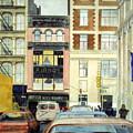 Cityscape by Karen Zuk Rosenblatt
