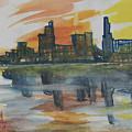 Cityscape by Reed Novotny