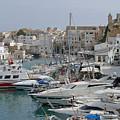 Ciutadella Marina by Rod Johnson