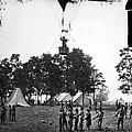 Civil War: Balloon, 1862 by Granger