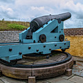 Civil War Cannon by Dale Powell