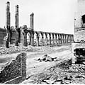 Civil War: Charleston Ruins by Granger