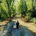 Civil War Couple by Terry Barrett