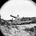 Civil War: Fort Fisher, 1865 by Granger
