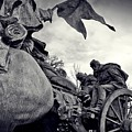Civil War In Bronze by Mark D Johnson