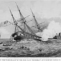 Civil War: Merrimac (1862) by Granger