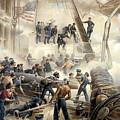 Civil War Naval Battle by War Is Hell Store