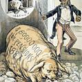 Civil War Pensions, 1888 by Granger
