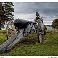 Civil War Rifle by Richard Bean