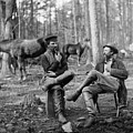 Civil War: Soldiers, 1864 by Granger