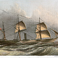 Civil War: Uss Kearsarge by Granger