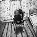 Rhode Island Civil War, Vacant Chair by Monique Faella