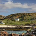 Clachtoll Beach by Colette Panaioti