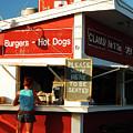 Clam Bar, East Hampton by James Kirkikis