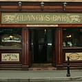 Clancys Bar, Bray by Val Byrne