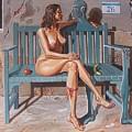 Clandestine Libido by Ramaz Razmadze