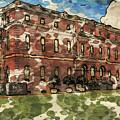 Clandon House by Paul Stevens
