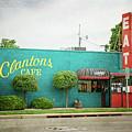 Clanton's Cafe by Susan McMenamin