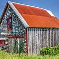 Clapboard House by Nadine Berg
