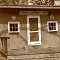 Clara's Sandwich Shop by Skip Willits