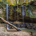 Clark Creek Waterfall No. 1 by Andy Crawford