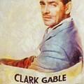 Clark Gable, Actor by Sarah Kirk