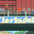 Clarksdale Overpass by Karen Wagner
