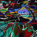 Clash by Kiki Art