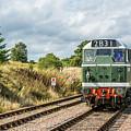 Class 31 Diesel 4 by Steve Purnell
