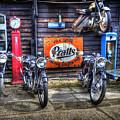 Classic British Bikes by Nigel Bangert