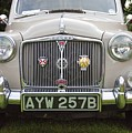 Classic Cars - Rover 110  by Doc Braham