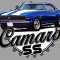 Classic Camaro by Paul Kuras