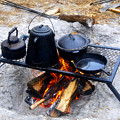 Classic Camp Cooking by David Lee Thompson