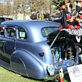 Classic Car Decorations Day Dead  by Chuck Kuhn