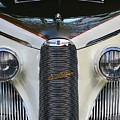 Classic Car Front End by Dean Ferreira