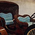 Classic Cars 1 by Judy Vincent