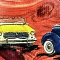 Classic Cars by Deborah Williams