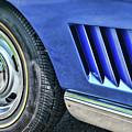 Classic Corvette Mako Shark 1965 by Paul Ward