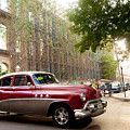 Classic Cuba Car Vii by Rob Loud