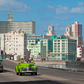 Classic Cuba Car Vi by Rob Loud