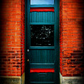 Classic Door by Perry Webster