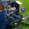 Classic Ford Hotrod by Mary Deal