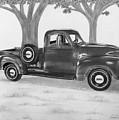 Classic Gmc Truck by Nicole I Hamilton