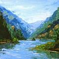 Classic Gorge by Laurel Bushman